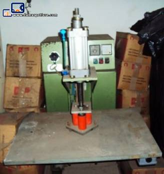Electronic welding machine-semi automatic box