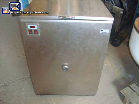 Tina 120 liter Thermos brand maturation