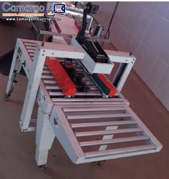 Cardboard box closure machine Cetro