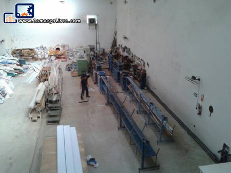 Factory for PVC Liners