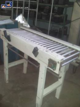 Conveyor without engine without Reductor