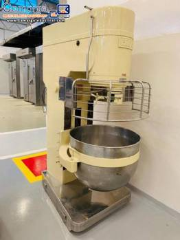 Industrial planetary mixer Inco