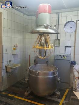 Stainless steel mixer Condor