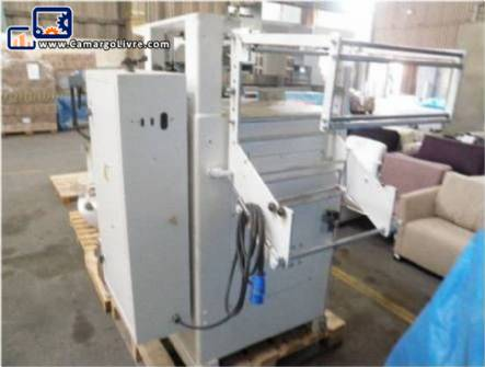 Packing machine and dosing machine
