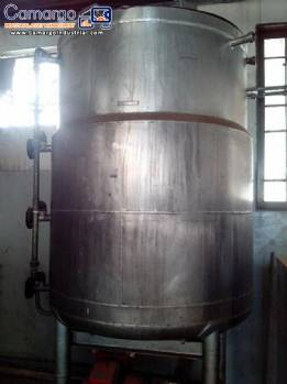 Cooking pot for sweets 1.500 kg