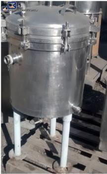 Sparkler stainless steel filter