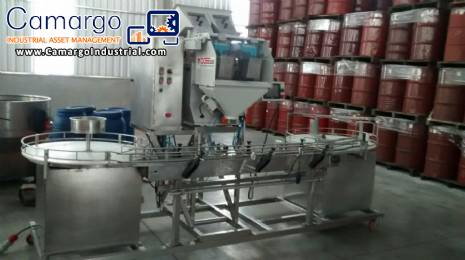 Automatic grain weigher Dosetec