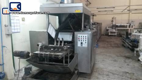 Industrial oven for wafer