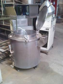 50 liter stainless steel cooking pot