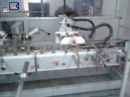 Cartoner machine Cariba