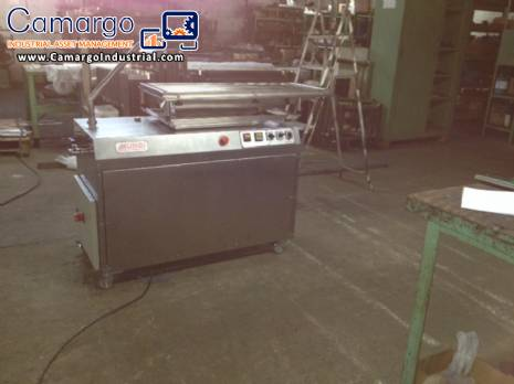 Chocolate tempering machine Mundi