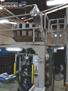 Multi-head packaging machine MqPack