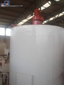 Jacketed tank 4000 litre