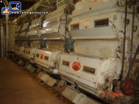 Machines for processing of Cotton