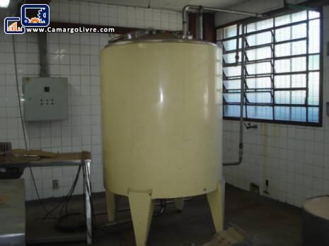1800 litre tank