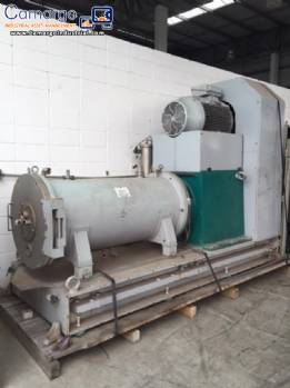 Horizontal mill in stainless steel Netzsch