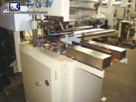 Candy packaging mark Otto Haensel V3S