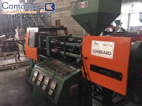 Injection molding machine Semeraro