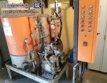 Industrial steam generator Clayton