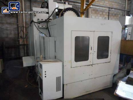 Travis machining center