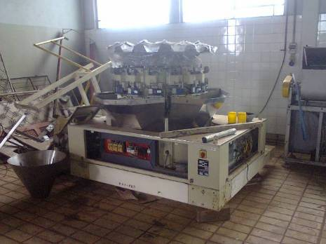Multi head wrapping machine Fabrima