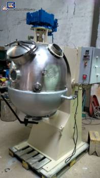 Spherical pressure tank for 350 L