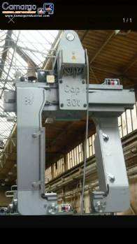 Industrial clamps for hoisting Heppenstall
