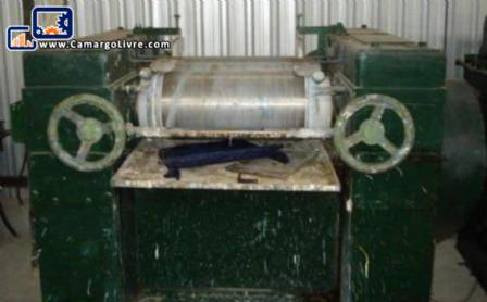 Roller mill 450 mm and 600 mm