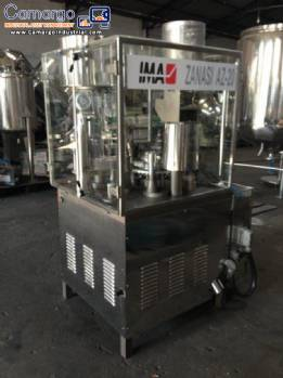 Automatic encapsulator in stainless steel Zanasi IMA