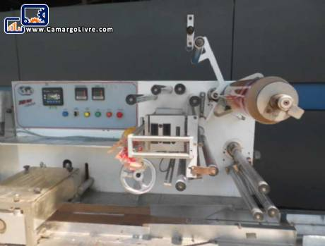 Packing machine Flow Pack