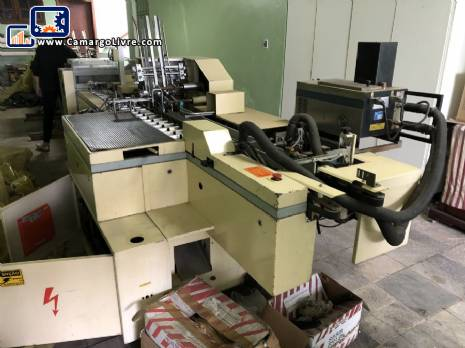 Cartoner machine Fabrima Cartopac