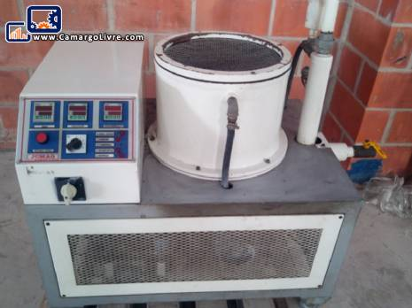 Chocolate Seasoning Machine Jacmaq