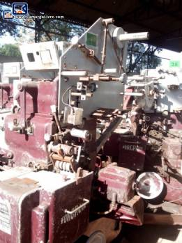 4 packaging machines Forgrove for soft bullets