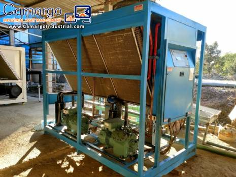 Industrial chiller 150.000 Kcal Qualiterme