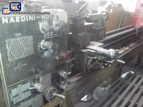 Mechanical lathe Nardini