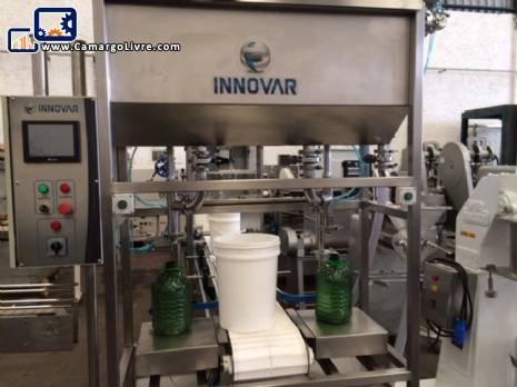 Bucket filling machine Innovar