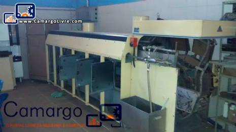 Industrial oven for production of leaves waffer manufacturer Haas