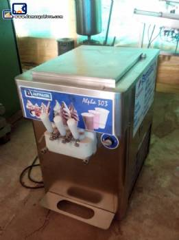 Soft ice cream machine Alphagel v