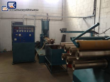 Packaging closure system, line bending brace manufacturing