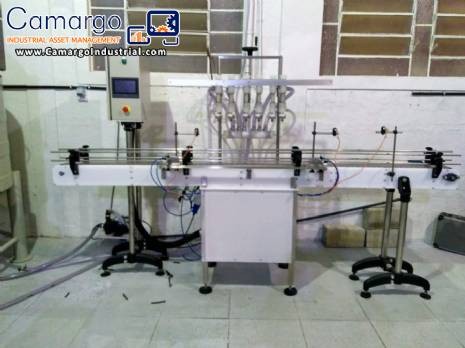 linear filling for acidic and corrosive products
