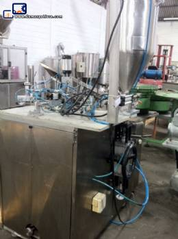 Automatic filling/aluminum metal tube-N