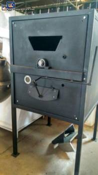 Industrial coffee roaster peanut