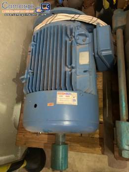 Electric motor Weg 60 hp